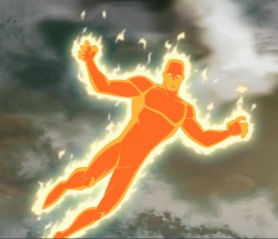 Human Torch (Yost Universe)