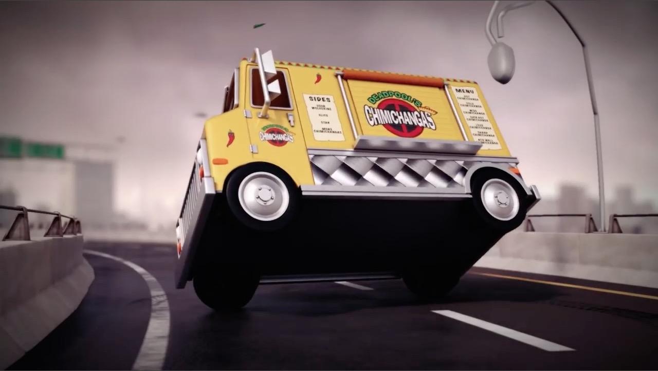Food Truck (Funko Universe)