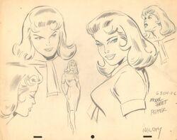 Doug Wildey's designs