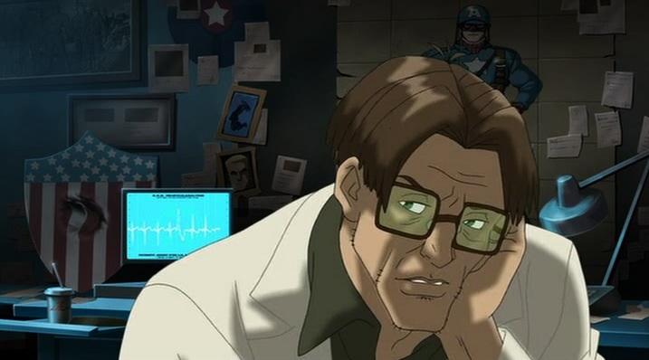 Bruce Banner (Ultimate Avengers)