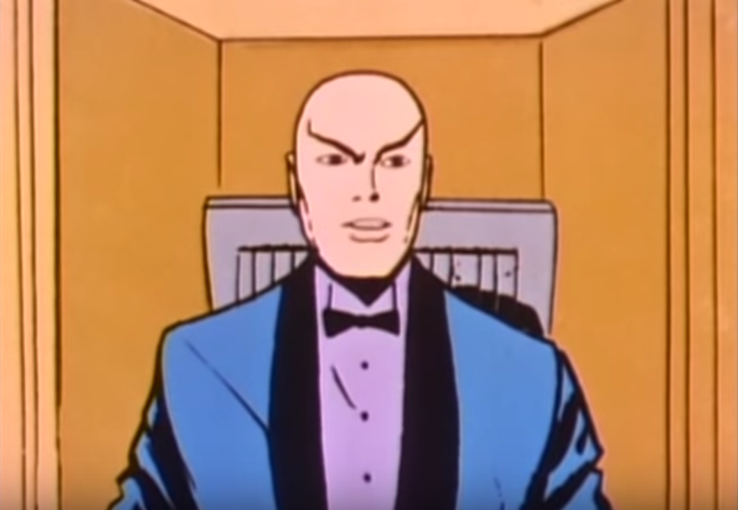 Professor X (The Marvel Super Heroes)
