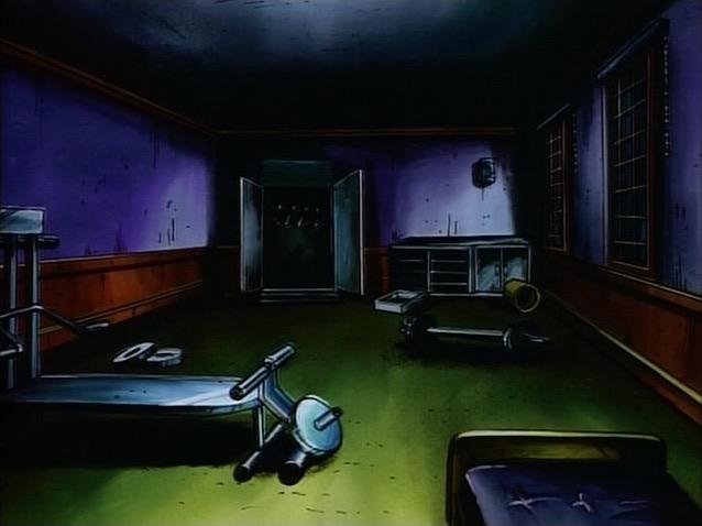 Logan's Bedroom
