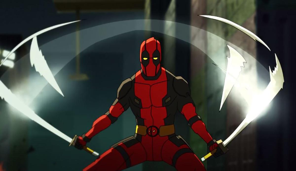 Deadpool Unproduced Series Marvel Animated Universe Wiki Fandom