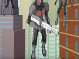 Pterodax Armor (Spider-Man: The New Animated Series)