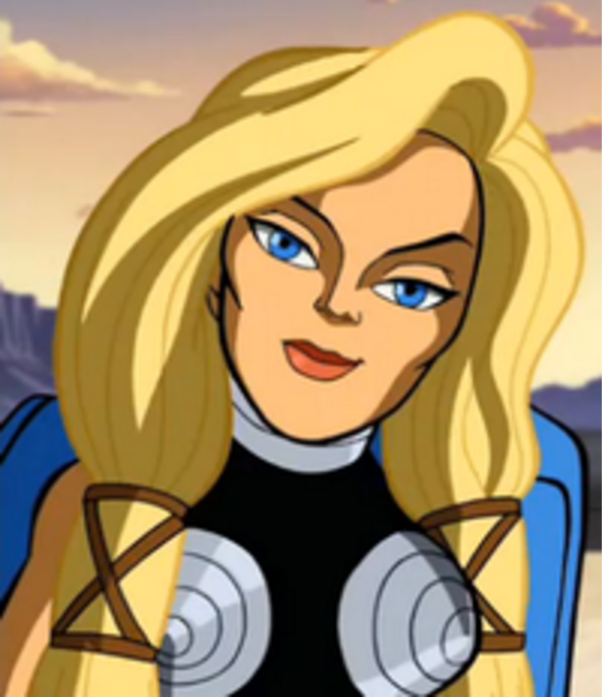 Valkyrie (The Super Hero Squad Show)