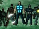 Ultimate Avengers Universe