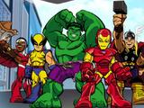 Super Hero Squad (The Super Hero Squad Show)