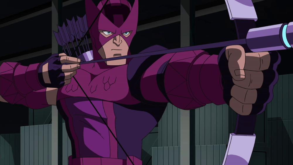 Hawkeye (Yost Universe)