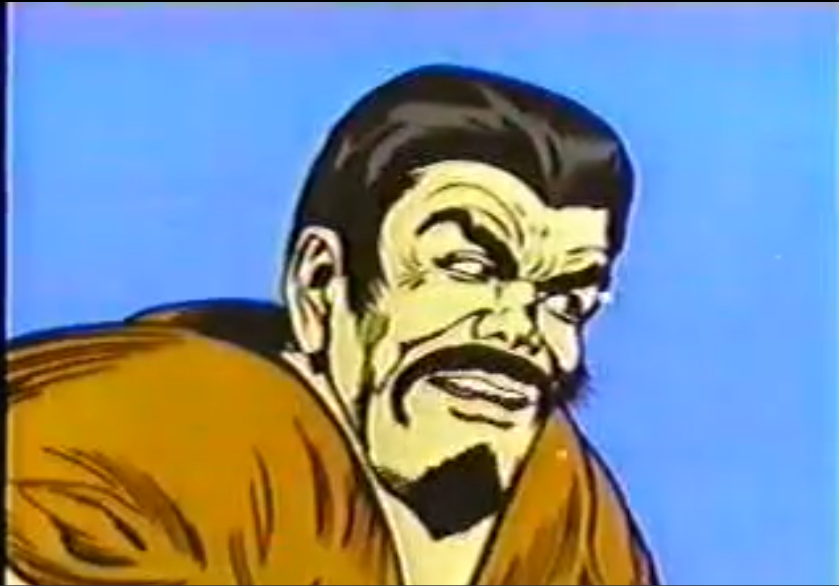 Kraven the Hunter (The Marvel Super Heroes)