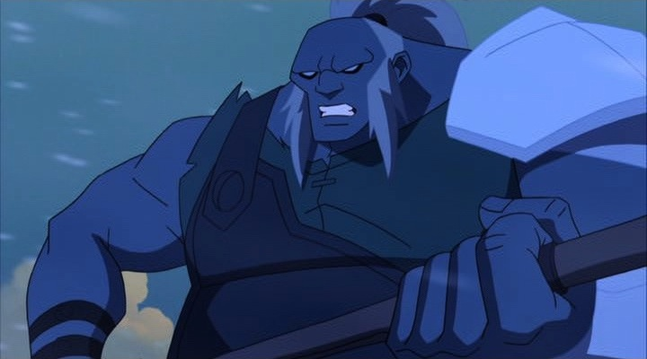 Frost Giant (Yost Universe)