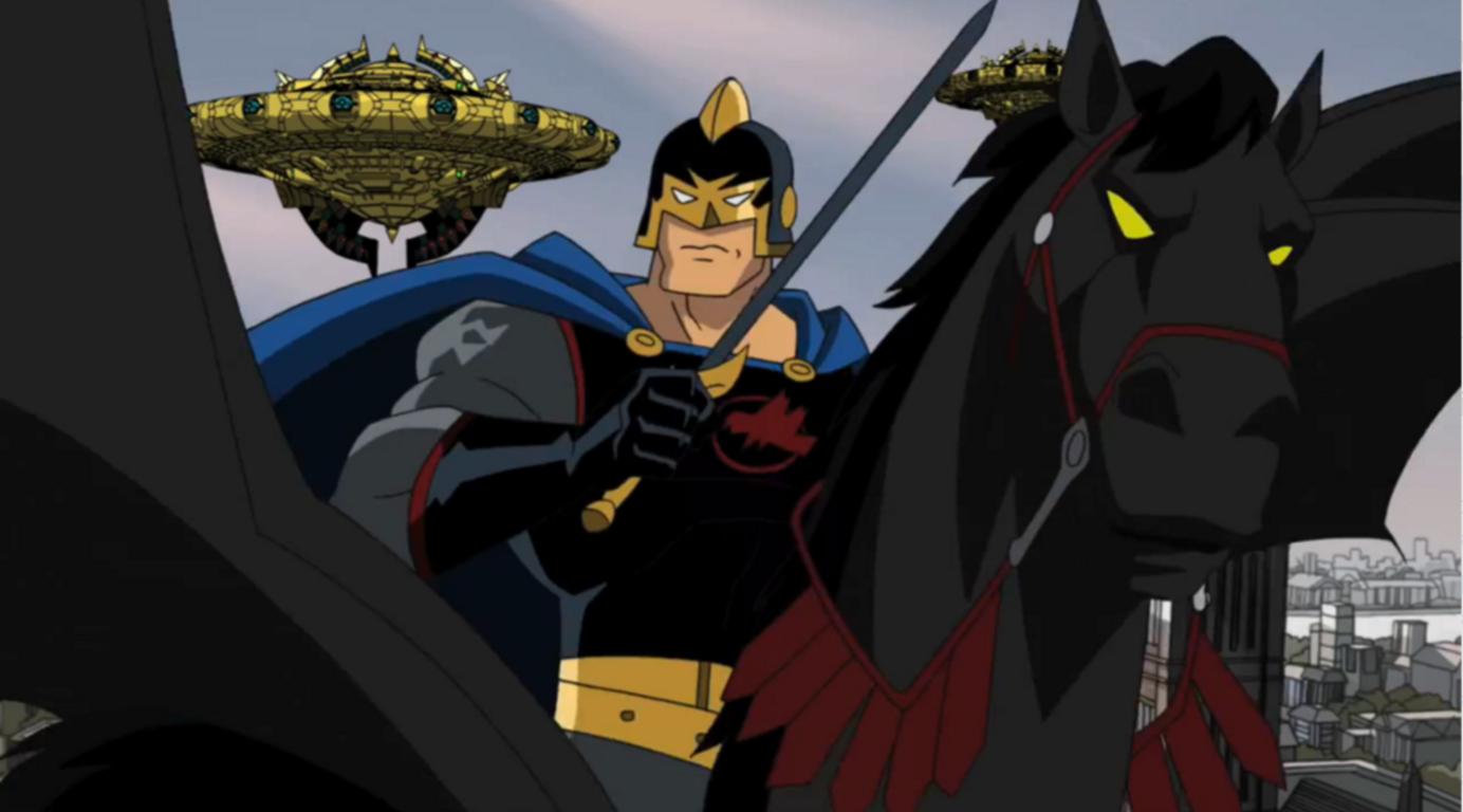 Black Knight (Yost Universe)