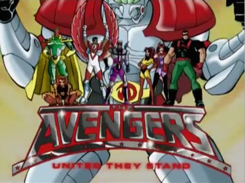 The Avengers: United They Stand (TV Series)