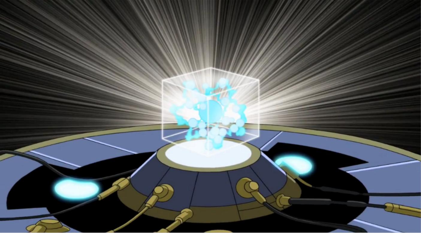 Cosmic Cube (Yost Universe)