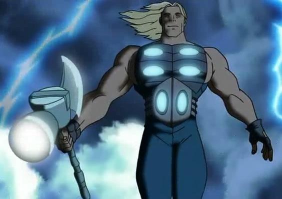 Mjolnir (Ultimate Avengers)
