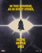 What If Poster Hope Never Dies