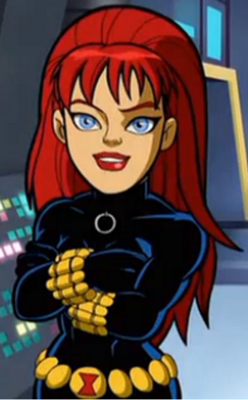 Black Widow (The Super Hero Squad Show)