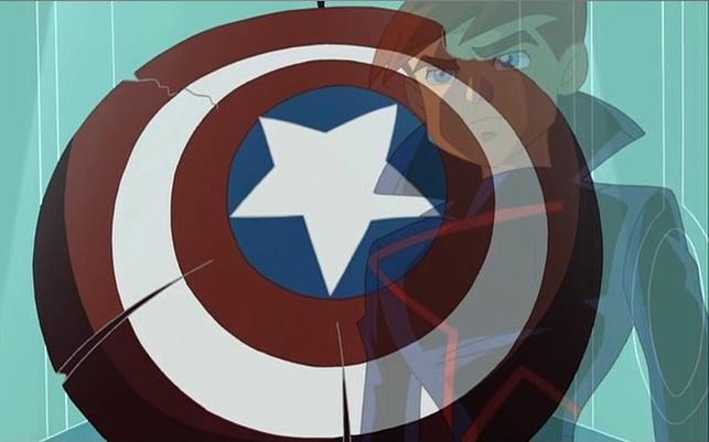 Captain America's Shield (Next Avengers: Heroes of Tomorrow)