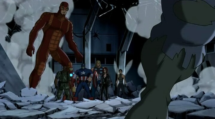 ARTaylor/10 Years of Ultimate Avengers