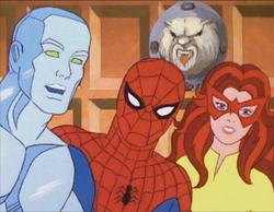 The Spider-Friends
