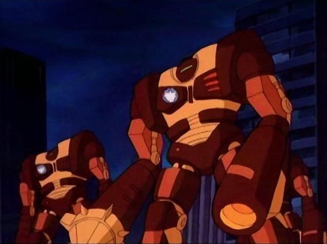 Hulkbusters Robot
