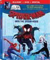 Spider-Man Into the Spider-Verse Target Exclusive Blu-Ray