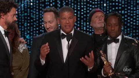 Spider-Man Into the Spider-Verse Oscar Acceptance Speech