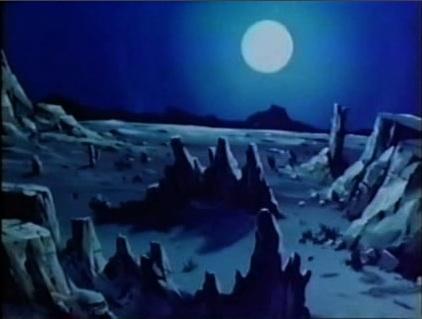 Desert (Pryde of the X-Men)