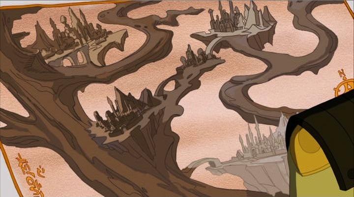 Nine Worlds of Asgard (Yost Universe)