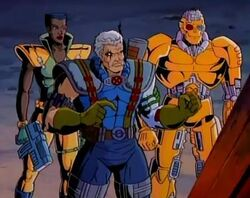 Cable and his Clan Chosen