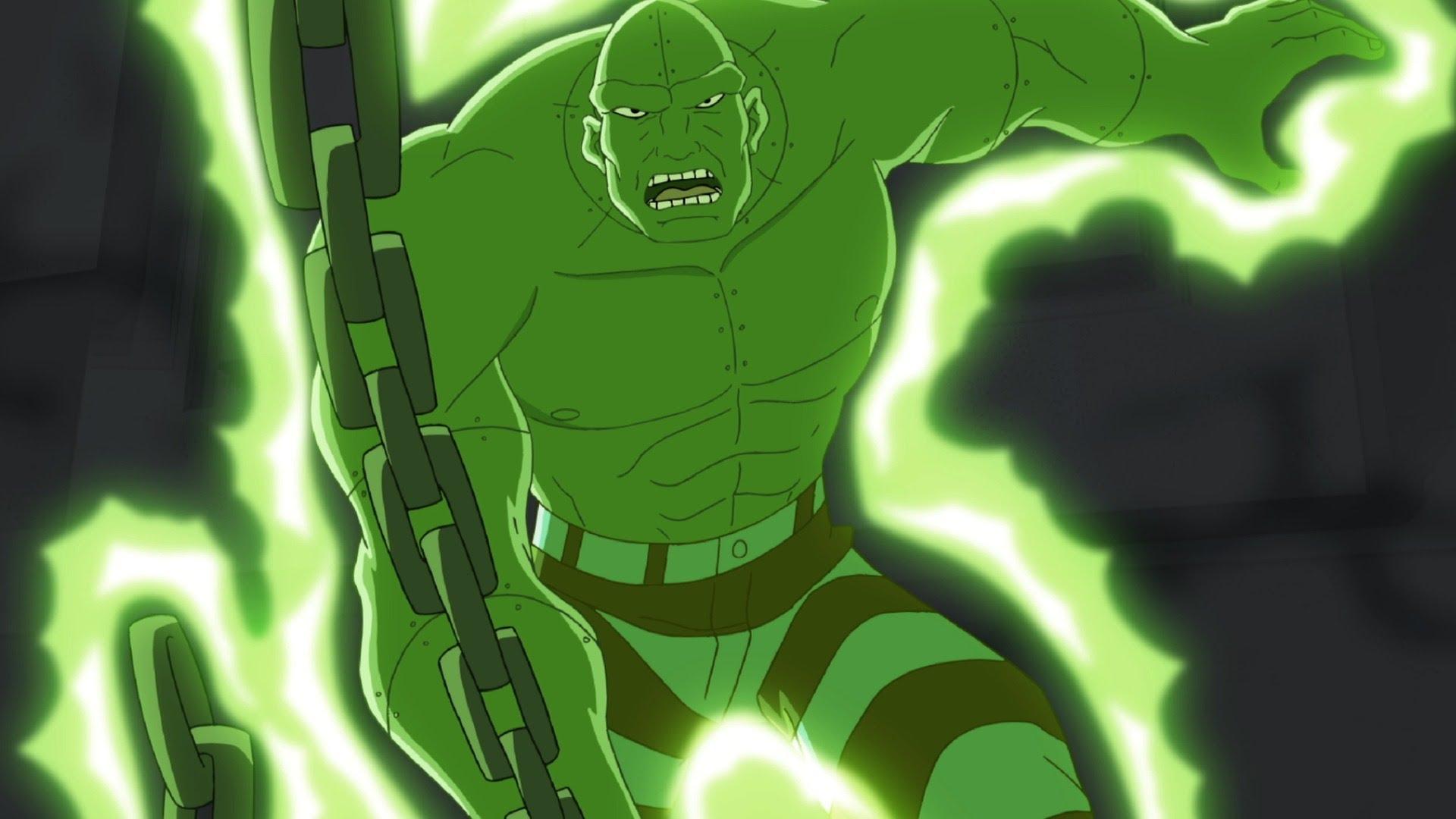 Absorbing Man (Marvel Universe)