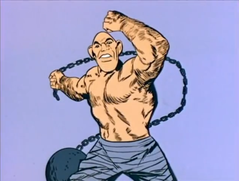 Absorbing Man (The Marvel Super Heroes)