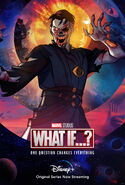 What If Poster Zombie Doctor Strange