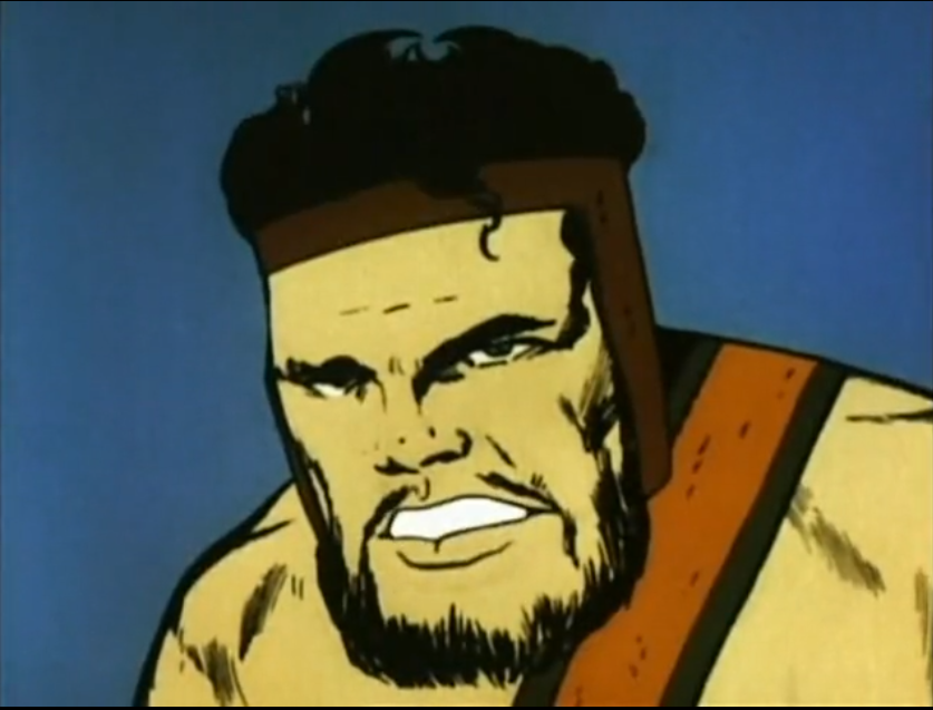 Hercules (The Marvel Super Heroes)