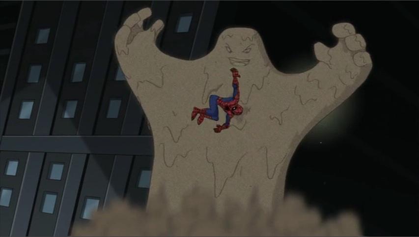 sandman spiderman name - HD1366×768