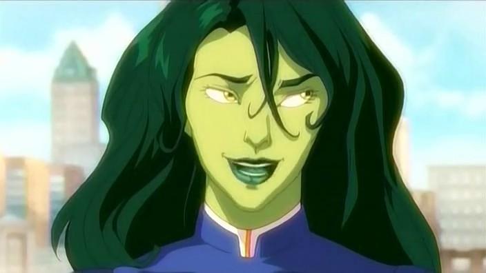 She-Hulk (Fantastic Four: World's Greatest Heroes)