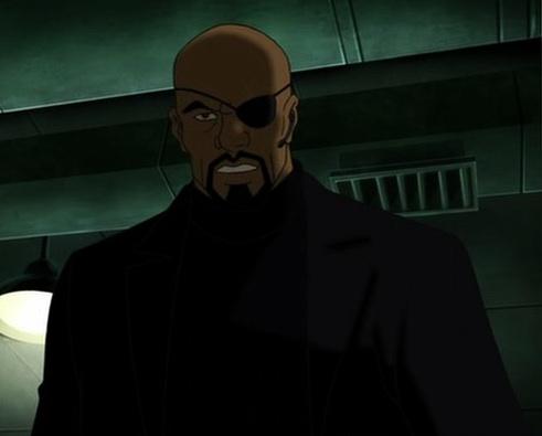 Nick Fury (Ultimate Avengers)