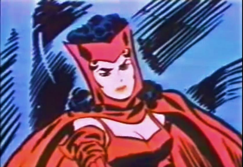 Scarlet Witch (The Marvel Super Heroes)