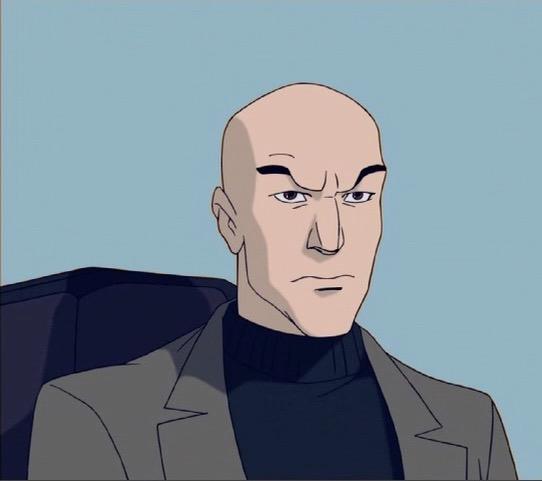 Charles Xavier (X-Men: Evolution)