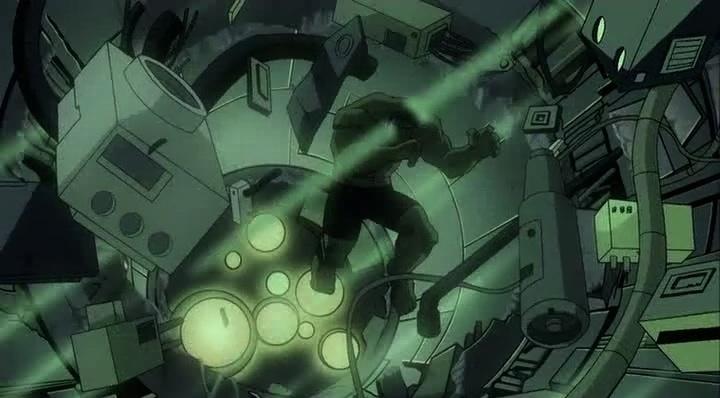 Gamma Ray (Planet Hulk)