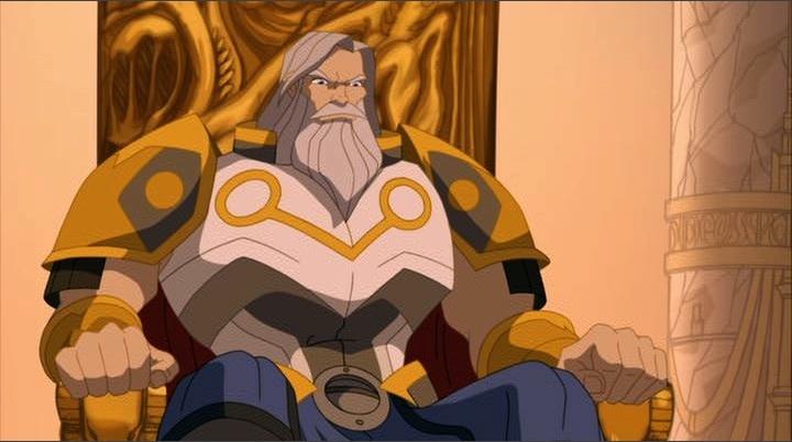 Odin (Yost Universe)