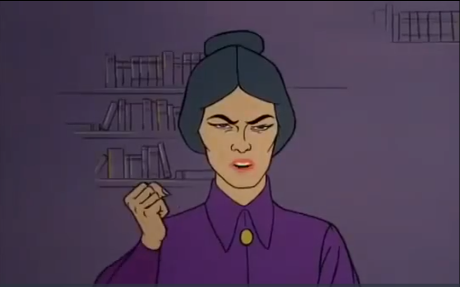 Miss Trubble (Spider-Man (1967))