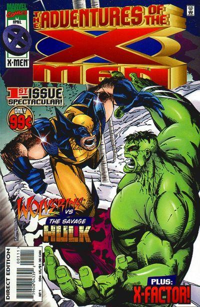 Adventures of the X-Men (Comic)