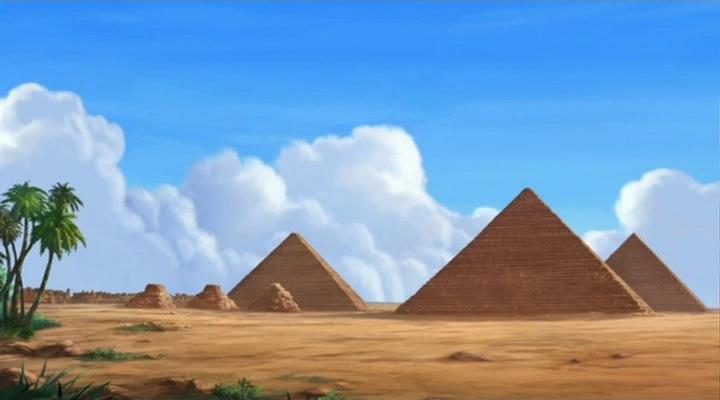 Egypt (Ultimate Avengers)