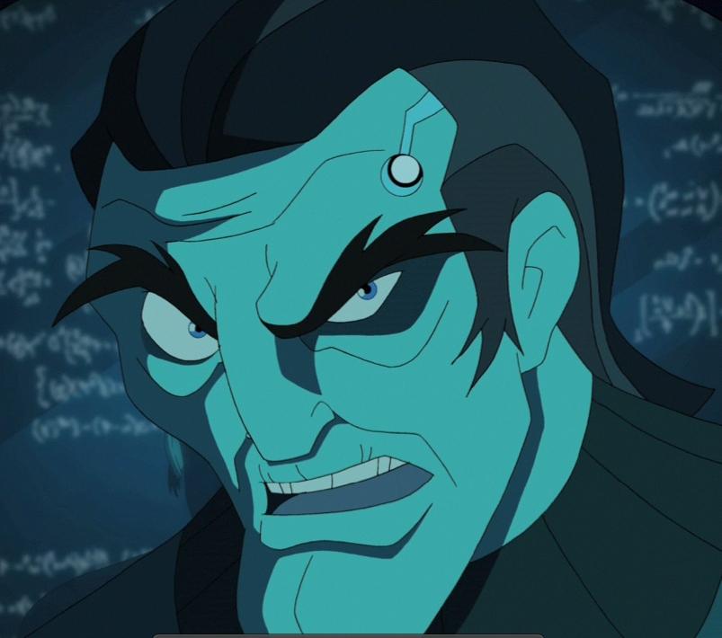Mad Thinker (Yost Universe)