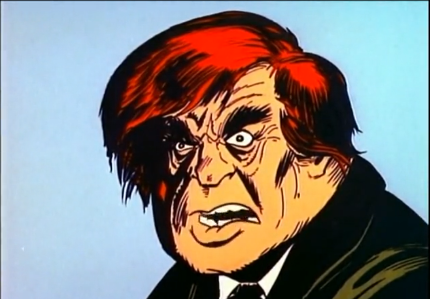 Mister Hyde (The Marvel Super Heroes)