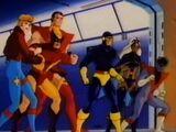 X-Men (Pryde of the X-Men)