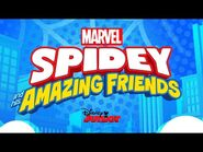 Theme Song - Marvel's Spidey and His Amazing Friends - Disney Junior