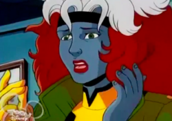 Through Mystique's powers and own memories, she learns of the past that Xavier erased from her.