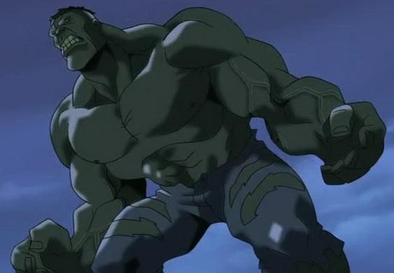 Hulk (Ultimate Avengers)