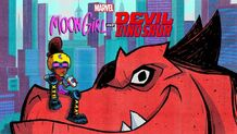 Moon Girl and Devil Dinosaur (TV Series)